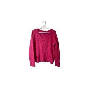 NWT Free Press Pink sweater